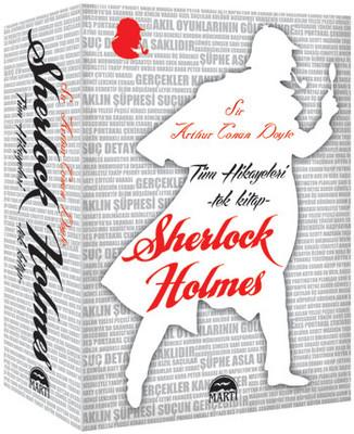 Sherlock Holmes Tüm Hikayeleri - Tek Kitap (Kutulu)
