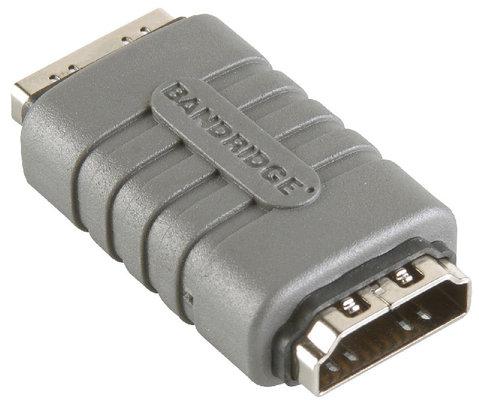 Bandridge BVP110 High Speed HDMI Ethernet Coupler (Birlestirici)