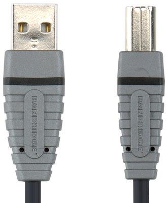Bandridge BCL4103 USB A - USB B 3m USB Kablo