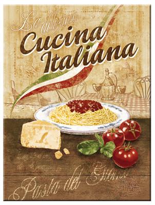 Nostalgic Art Cucina Iialiana Magnet 6x8 cm 14288