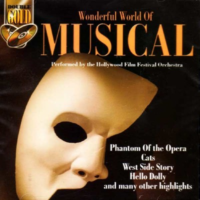 Wonderful World Of Musical (2 Cd)