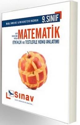 9. Sınıf Matematik Etkinlik ve Testlerle Konu Anlatımı