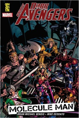Dark Avengers 2. Cilt - Molecule Man