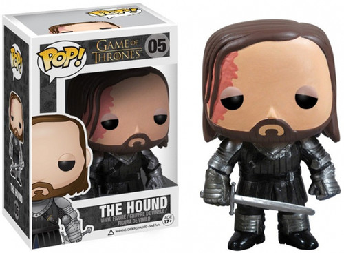 Funko POP Game of Thrones (VINYL): The Hound