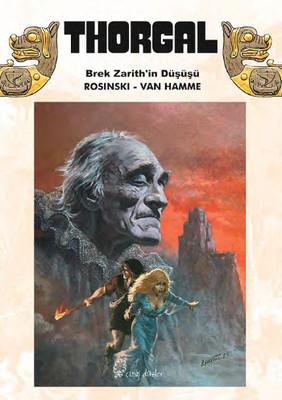 Thorgal - Brek Zarıth'in Düşüşü
