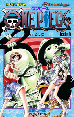 One Piece - 14. Cilt