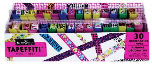 Fashion Angels Tapeffiti Bant 30'Lu Paket Lty11729