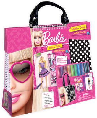 Fashion Angels Barbie Glamtastic Çantali Moda Tasarim Sanat Seti Lty22276