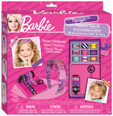 Fashion Angels Barbie Tapeffiti Taç Tasarim Seti Lty22328
