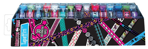 Fashion Angels Monster High Tapefitti Bant 30'Lu Paket Lty64066