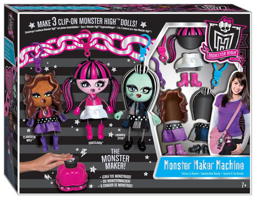 Fashion Angels Monster High Tasarim Seti - Canavar Tasarim Stüdyosu Lty64008
