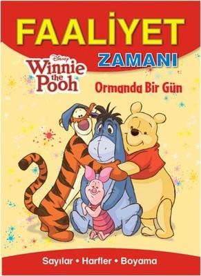 Faaliyet Zamanı Winnie the Pooh - Ormanda Bir Gün