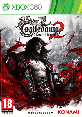 Castlevania Lords Of Shadow 2 XBOX