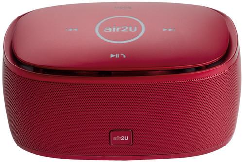 Aiptek Bluetooth Hoparlör E24 Kırmızı