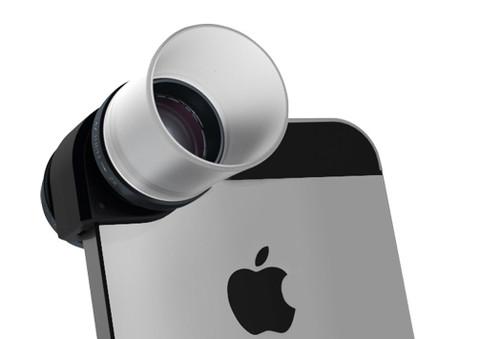 Olloclip Macro 3in1 iPhone 5/5S Siyah