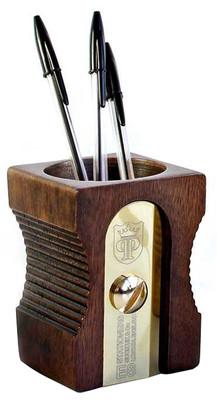 Suck Uk Pencil Sharpener Pen Pot Dark / Koyu Renk Kalemtraş Kalemlik SK PENCILPOT3