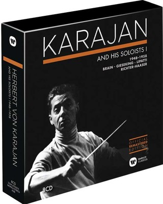 Karajan And His Soloists