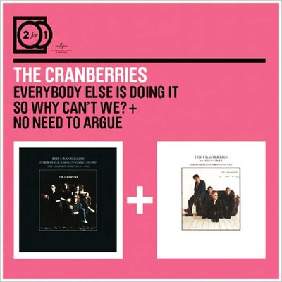 Everybody Else Is Doing It, So Why Can't We?/No Need To Argue [2For1] [Digipack]