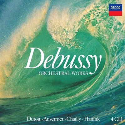 Debussy: Orchestral Works [Dutoit, Ansermet,Chailly, Haitink]