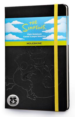 Moleskine Limited Edition (Özel Üretim) The Simpsons L Boy (13x21cm) Düz Defter