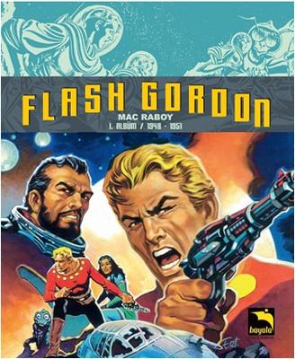 Flash Gordon 1. Albüm 1948 - 1951