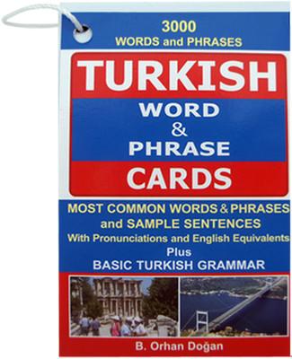 Turkish Word & Phrase Cards