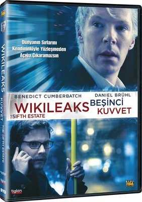 Fifth Estate - Wikileaks Besinci Kuvvet