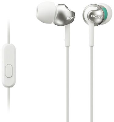 Sony Kulakiçi Kulaklık Beyaz MDR EX110APW