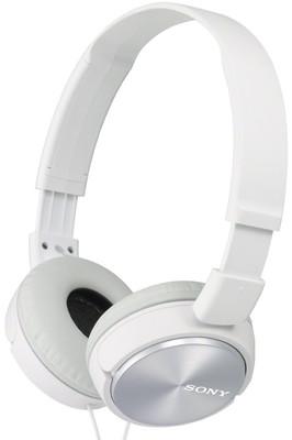 Sony Kulaküstü Kulaklık Beyaz MDR ZX310APW