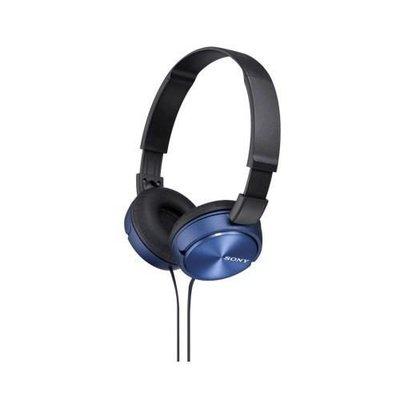 Sony Kulaküstü Kulaklık Mavi MDR ZX310L