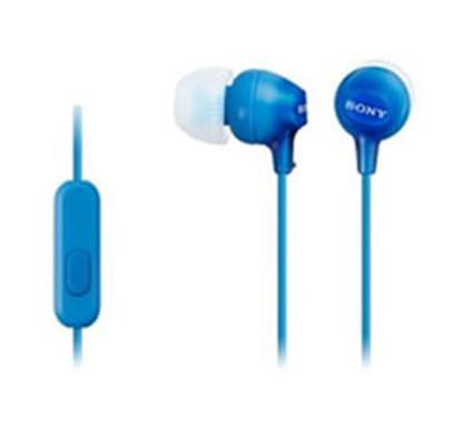 Sony Kulakiçi Kulaklık Mavi MDR EX15APLI