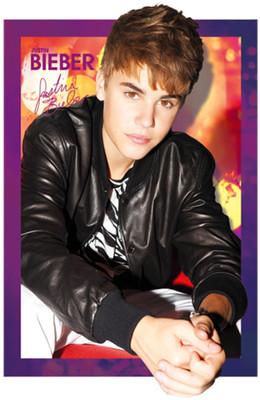 Justin Bieber Pin Up 3D Poster LN0132