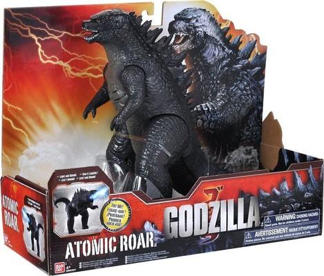 Godzilla Dx Light And Sound Figure 39540