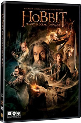Hobbit: The Desolation of Smaug - Hobbit: Smaug'un Çorak Topraklari (SERI 2)
