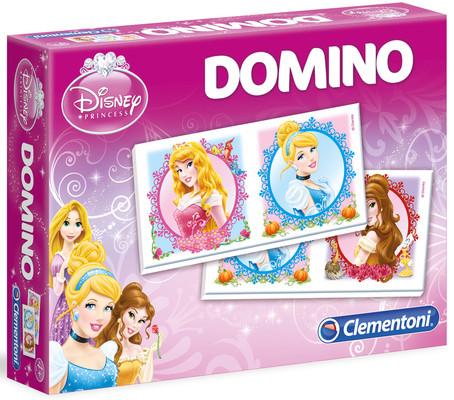 Clementoni Memo & Domino Hafiza Oyunlari Domino Princess 13407