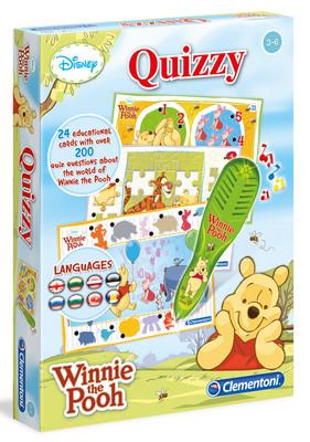 Clementoni Interactive Quiz Quizzy Bilgi Yarismasi Winnie 60386