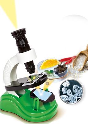 Clementoni Bilim Ve Oyun Ilk Kesif Seti - Mikroskop 64225