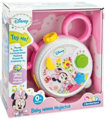 Clementoni Disney Baby Minnie Projektör