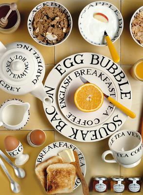 Clementoni 500 Parça Puzzle Ev Koleksiyonu - Breakfast 30405.9