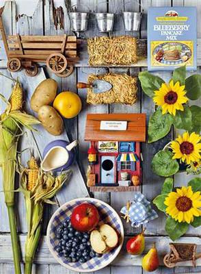 Clementoni 500 Parça Puzzle Ev Koleksiyonu - Garden 30421.9