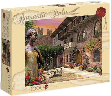 Clementoni 1000 Parça Puzzle Romantik Italya - Verona 39243.8