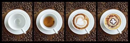 Clementoni 1000 Parça Puzzle Panorama - Caffè 39275.9