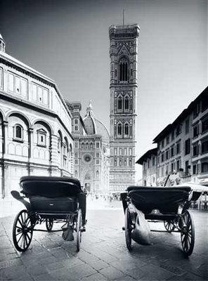Clementoni 500 Parça Puzzle Firenze Black&White 30347.2