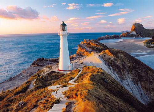 Clementoni 1000 Parça Puzzle New Zeland Lighthouse 39236.0