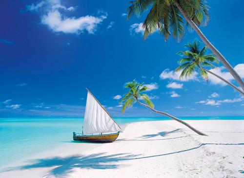 Clementoni 1000 Parça Puzzle Maldive Islands 39256.8