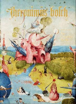 Hieronymus Bosch.Complete Works (Özel Kutulu)