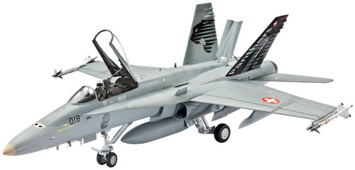 Revell F/A-18C Hornet Swiss Af 4874