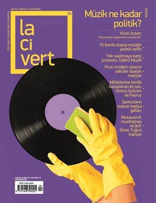 Lacivert - Nisan 2021
