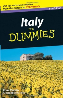 Italy For Dummies 6th Edition