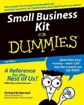 Small Business Kit For Dummies 2nd Edition & Small Business Taxes For Dummies